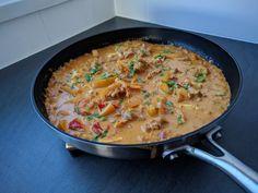 Tonfiskcurry – perfekt vardagsmat | Tjockkocken