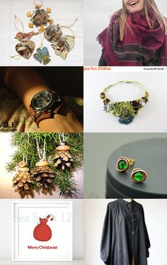 Just before Christmas! by Andriana on Etsy--Pinned with TreasuryPin.com