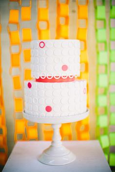 modern cake!