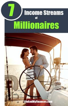 Millionaire Next Door, Become A Millionaire, One Job, Find A Job, Capital Gain, Income Streams, How To Become Rich, Early Retirement, Best Selling Books