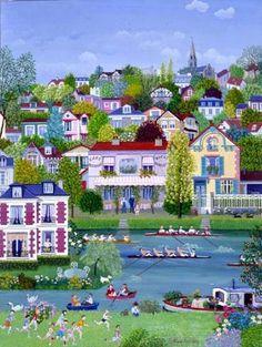 Cellia Saubry Francés Artista Ingenua ~ Blog de un admirador del arte