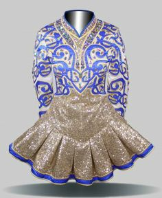 Irish dance for Elevation dress designs