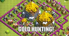"You can war, you can hunting, you can challange your friend in this game. collect more ""gold"", ""elixer"" to build your village the more powerful .......I will tell you how to play. just click and install in your android phone. https://grtrck.com/bBrn #ElectronicsStore"
