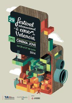 29th Valencia International Film Festival by Casmic LAB