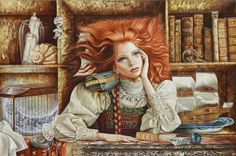 Magic Realism, Fine Art Gallery, Contemporary Artists, Nashville, Tennessee, Oil On Canvas, My Arts, Princess Zelda, Drawings