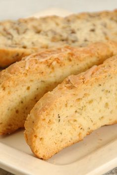 Parmesan and Cracked Black Pepper Biscotti Recipe: Biscotti are sweet ...