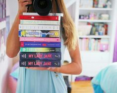 monthly book haul by alittlebookworld