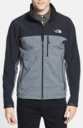 The North Face 'Apex Bionic' ClimateBlock™ Windproof Jacket on sale at Nordstroms for $99.00
