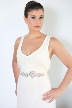 Sophie - as belt    Designer: Enchanted Atelier for Something Borrowed NY    $70