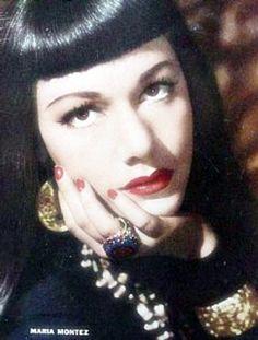 Maria Montez June 6, 1912 – September 7, 1951