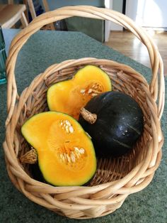 """Buttercup squashes are known for their sweet, nutty, dense and flaky meat. Terrific baked, Burgess Buttercup's flesh is rich and nutty like chestnuts! Plants are vining and grow well in a """"three sisters"""" planting with our Stowell's Evergreen Sweet Corn."""