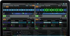 Traktor : DJ Software : Traktor Pro 2 : Software Features | Products