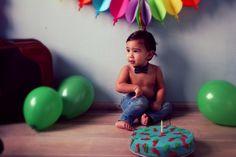 Smash cake photo # 1st Birthday