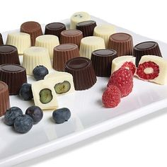 Chocolate covered berries