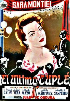 EL ÚLTIMO CUPLE - 1957