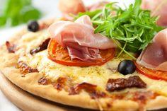 comidas gourmet - Buscar con Google Hawaiian Pizza, Pepperoni, Vegetable Pizza, Vegetables, Ethnic Recipes, Custo, Food, Dream Life, Drink