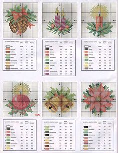 Thrilling Designing Your Own Cross Stitch Embroidery Patterns Ideas. Exhilarating Designing Your Own Cross Stitch Embroidery Patterns Ideas. Cross Stitch Christmas Ornaments, Xmas Cross Stitch, Cross Stitch Cards, Counted Cross Stitch Patterns, Cross Stitch Designs, Cross Stitching, Cross Stitch Embroidery, Christmas Candle, Christmas Cross Stitches