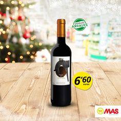 ¡Vino Pagos de Fuente Reina! Un tinto de origen andaluz que no puede te faltar estas navidades #ProductoAndaluz