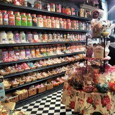 Candy shop!