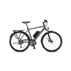 Bicicleta electrica cu cadru aluminiu ZT-81 TREKKING #bike #electric #electricbikes #scutermagbymotorevolution Romania, Trekking, Transportation, Hiking
