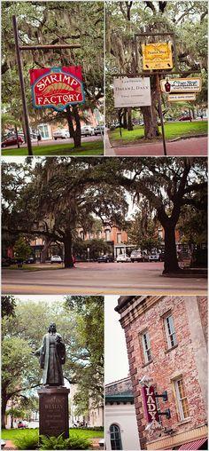 Savannah, Georgia.. this summer with Hilton Head!!