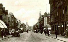 London Road, Liverpool.