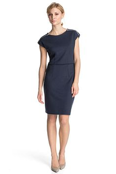 Esprit / Heavy jersey jurk