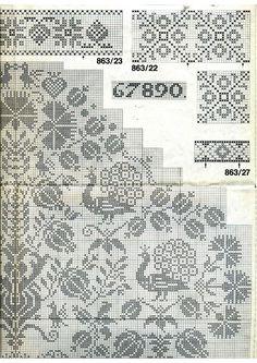 Burda special E863 1986 - 紫苏 - 紫苏的博客
