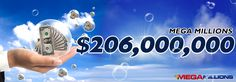 There is a fantastic year ahead and you should be part of it! If you made it your New Year's Resolution to get rich this year then you can start the ball rolling by going for the huge 206,000,000 USD MegaMillions jackpot. Imagine kicking off your year with that kind of money in your bank, your life would explode into the realms of the mega-wealthy. Play it online here: http://ads.playukinternet.com/tracking.php/text/3113/12626/3368003/1
