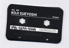 Mixtape Generation Business Card