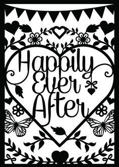 First Edition Wild at Heart Wedding Papercut with Free Printable Template http://www.trimcraft.co.uk/articles/first-edition-wild-at-heart-wedding-papercut-with-free-printable-template