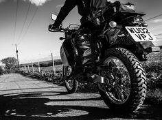 Cannot WAIT to watch @aaronmitchelluk's #ManOnOwn adventure unfold this year!  Please go check out his website: aaronmitchell.net & follow his blog.  #adventure  #wanderlust #motorbike #travel #explorer #explore #world #circumnavigate #planet #globe countryside #outdoors #biker #riding #twowheels #royalbritishlegion