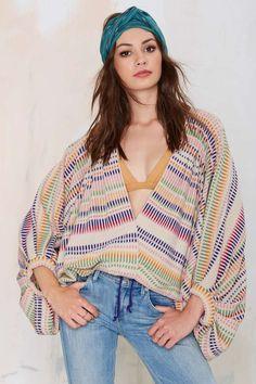 Vintage Missoni Francesa Wool Sweater - Tops ♡ Francesa Wool Sweater $798.00