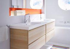 Bilderesultat for oppbevaring over vask bad