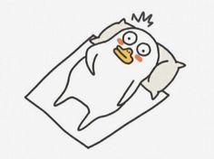 Funny Duck, Cute Love Memes, Little Duck, Duck Duck, Kawaii Art, Cute Wallpapers, Ducks, Cute Drawings, Short Stories