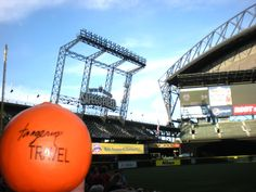 Congratulations to Angie Lepley and her entire staff at Tangerine Travel for the company's 6th consecutive year being nominated for Puget Sound Business Journal's 'Washington's Best Workplaces'! Tangerine took home the Bronze! #PSBJWaBest #SafecoField