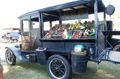 Vintage #foodtruck on Hilton Head Island: