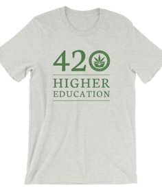 Here because you enrolled on 4/20? Choose your size and enter your unique code at checkout for this FREE t-shirt!