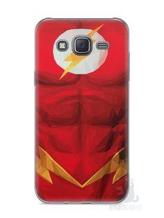 Capa Capinha Samsung J5 The Flash #1 - SmartCases - Acessórios para celulares e tablets :)