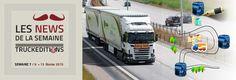 DMS IRIUM pour Scania France 11 février 2015 - Scania France a choisi le DMS IRIUM pour équiper son réseau de distribution