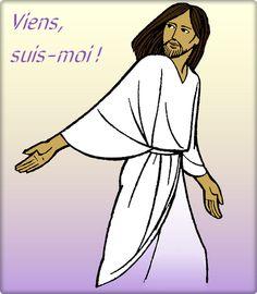 Résultats de recherche d'images pour «jésus VIENS ET SUIS MOI»