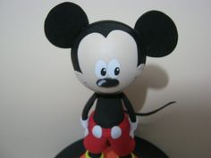 diy Mickey mouse fomy