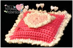 Ravelry: Sweet Pillow Pincushion pattern by The Hooked Haberdasher