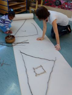 Mairtown Kindergarten: The possibilities of a stick