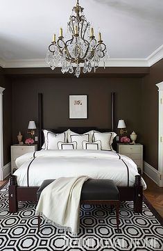25 Years of Beautiful Bedrooms   Traditional Home