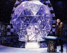 The Crystal Maze - Brit game show ... this plus cold-coffee & sweet toast