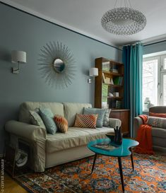 Квартира в Москве, 43 м²
