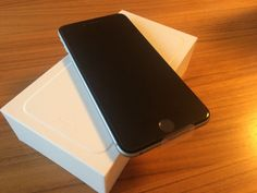 Iphone 6 / 64GB / Space Gray / Spacegrau / NEU / OVP