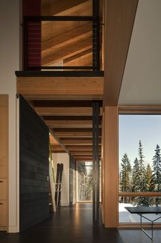 Kicking Horse Residence - Picture gallery