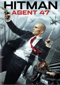 Hit Man: Agent 47, Movie on Blu-Ray, Action Movies, Suspense Movies, recently released movies, recently released movies on Blu-Ray